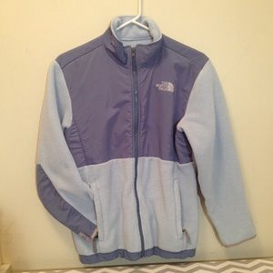 The North Face jacket- girls large